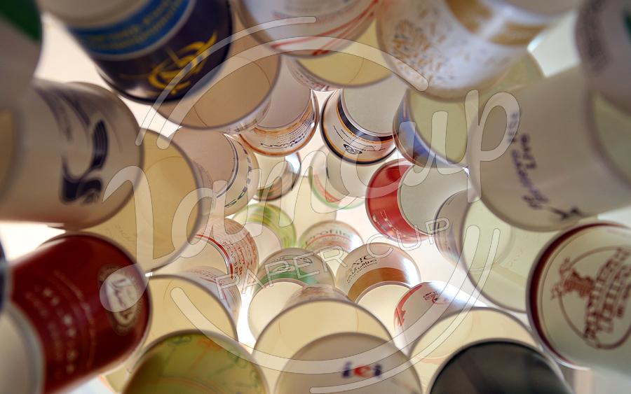 پروژه لیوان کاغذی